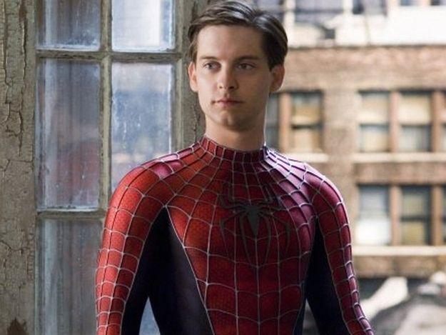 Tobey Maguire Spiderman Amazing Spiderman Actors