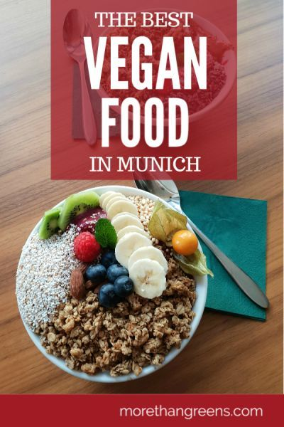 Photo of The Best Vegan-Friendly Eateries in Munich – More Than Greens