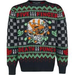 Photo of Five Finger Death Punch Holiday Sweater WeihnachtspulloverEmp.de