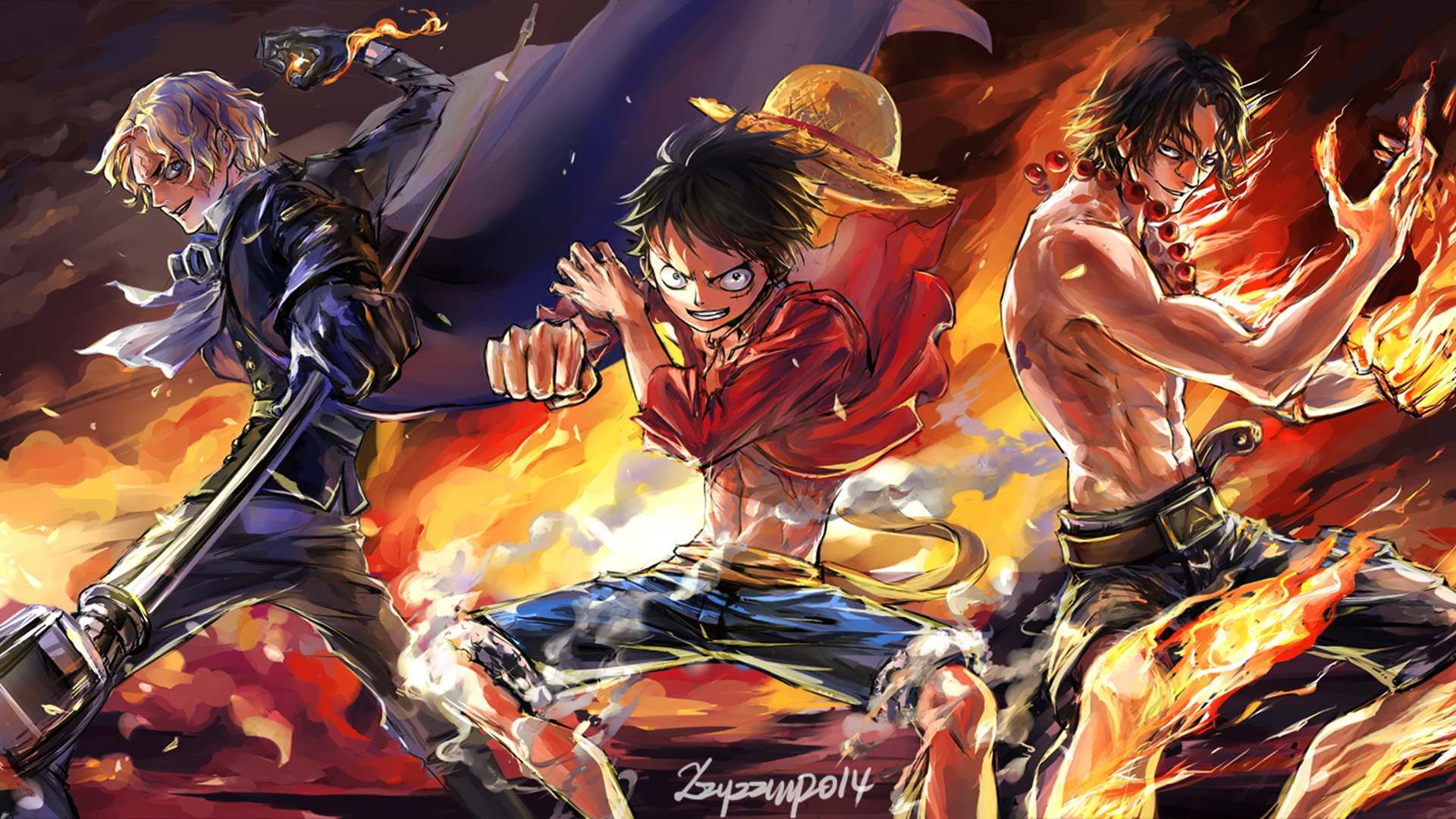 One Piece New World Sabo Wallpapers 10567 - HD Wallpapers ...