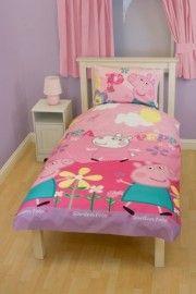 Copripiumino Peppa Pig Letto Singolo Kids Duvet Set Duvet Bedding Sets Toddler Bed Girl Bedding Sets