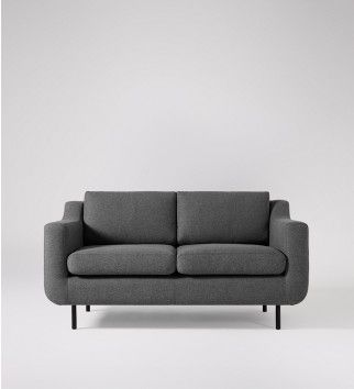 Atlanta , Two-seater Sofa, Edinburgh Grey | Sofas | Sofa, 2 ...