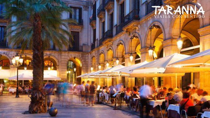 IncomingBarcelona | The door to Catalonia, the magic of Barcelona ➜ bit.ly/Incoming-BCN #VisitSpain #VisitBCN