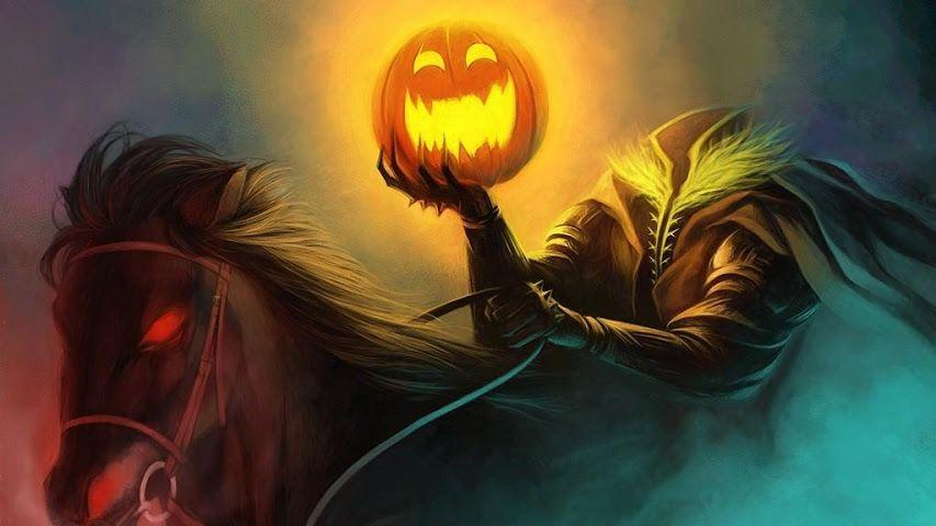 HD Halloween Wallpaper Cute WallpapersFree 853x480 Live