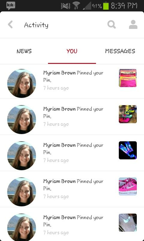 I LOVE THIS GIRL SO MUCH! She's my biggest supporter @myriambrown05 ! Thank youuuuuuu