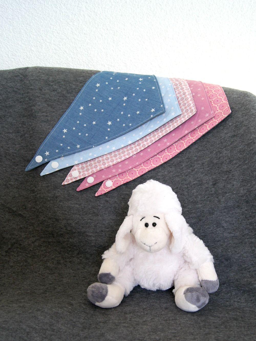 Im Babyfieber - Dreieckstuch für Babys nähen | Pinterest | Baby ...