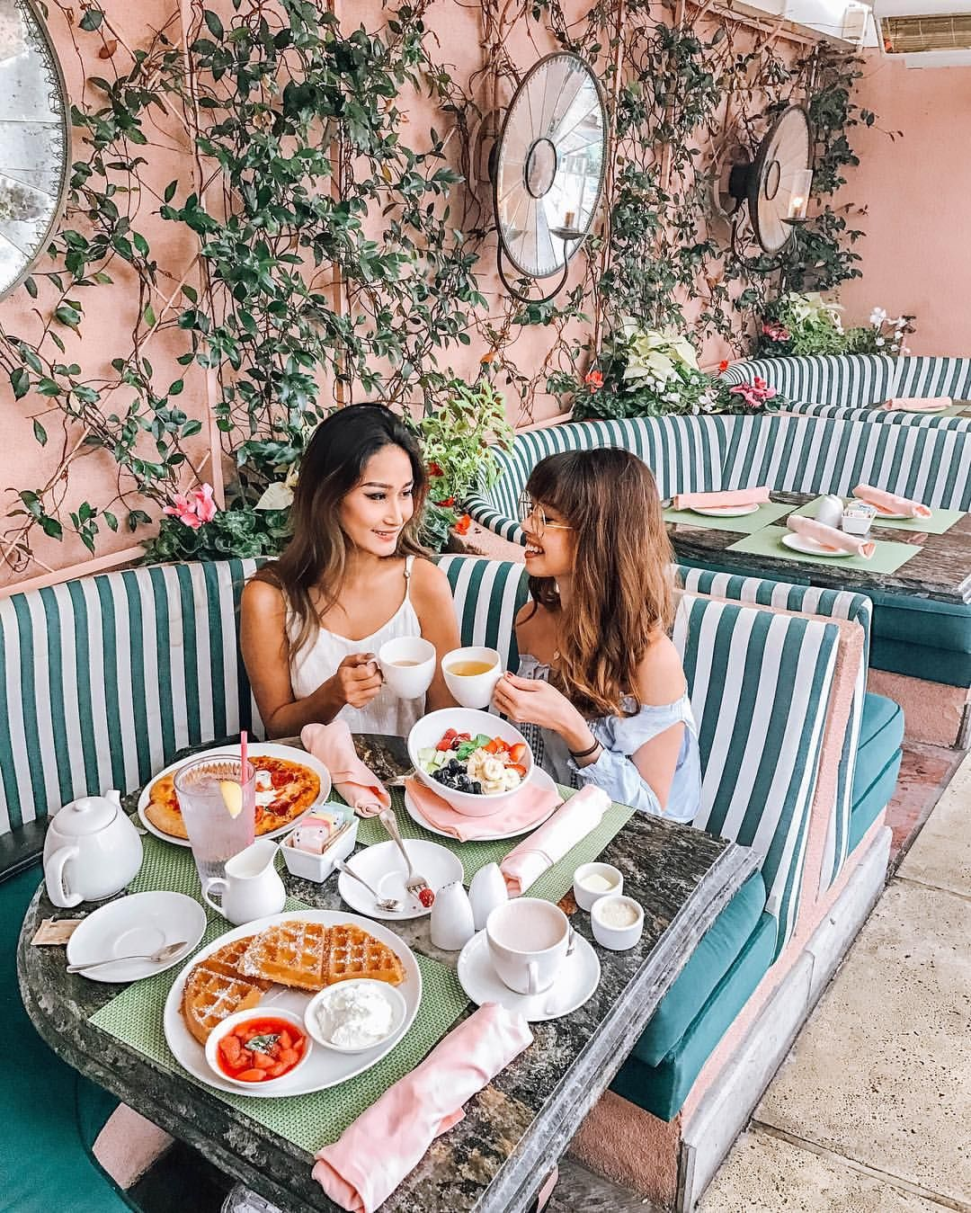 The Beverly Hills Hotel Brunch 브런치