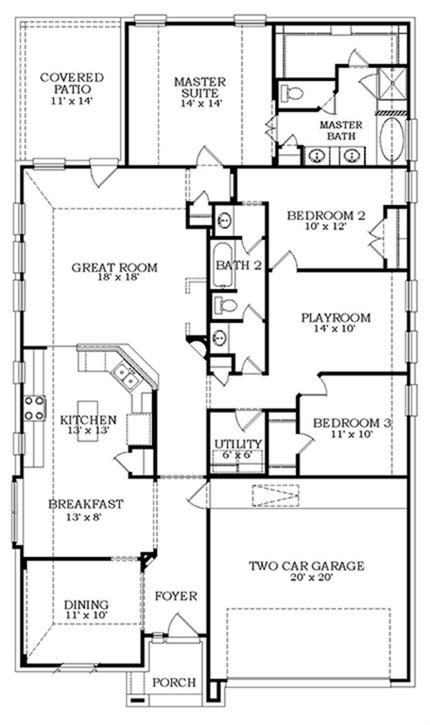 Lennar Travertine Floor Plan Google Search Brittany