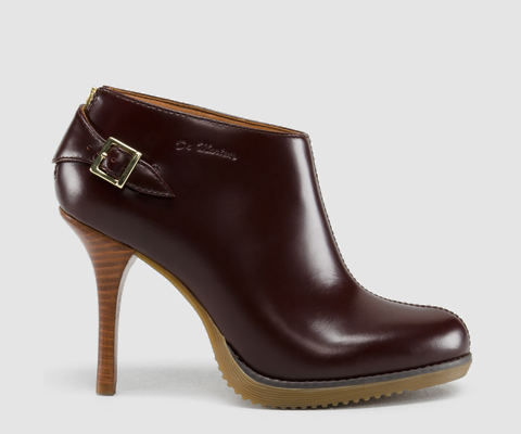 I need these kickass oxblood Doc Marten heels.