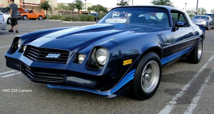 Camaro Z28/1977....In 2016...put it in ATL with my brother.