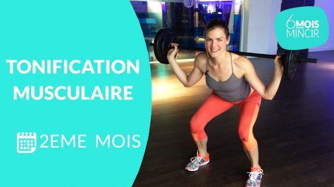 Renforcement musculaire et perte de poids- Séances de
