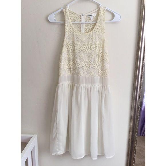 Ivory white color dresses
