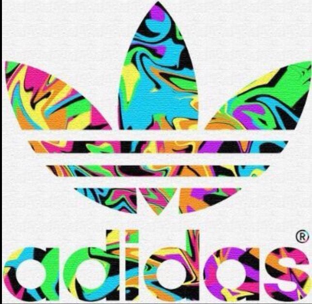 Nice Brand Love The Colors Cesias Likes Adidas Logo Adidas Logos