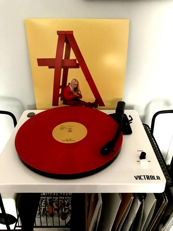 Billie Eilish Don T Smile At Me Ep On Vinyl In 2020 Billie Eilish Billie Music Aesthetic