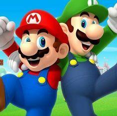 Super irmãos bros . . #nintendo #mario #luigi #games #jogos #tudodebom #game #jogadores #jogo #nerds #nintendogames #nintendolige #snes #e3 #retrogames #retrogaming #retrogamers #nerd #nerdgeek #geeknerd #love #supermariobros #nintendocompany #bros # #lovegaming #lovelife #hora_do_jogo_