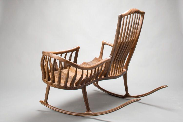 Scott Morrison Rockingchair Cradle This Is Absolutely Genius