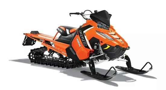Polaris is stepping up there game.. PRO RMK 155