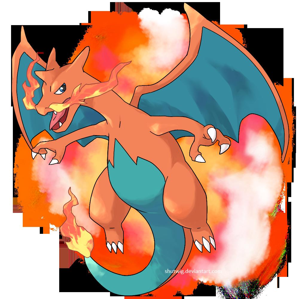 "GC53MQ3 My Favorite Pokemon ""Charizard (Mega ... |Pokemon X And Y Mega Evolutions Charizard"