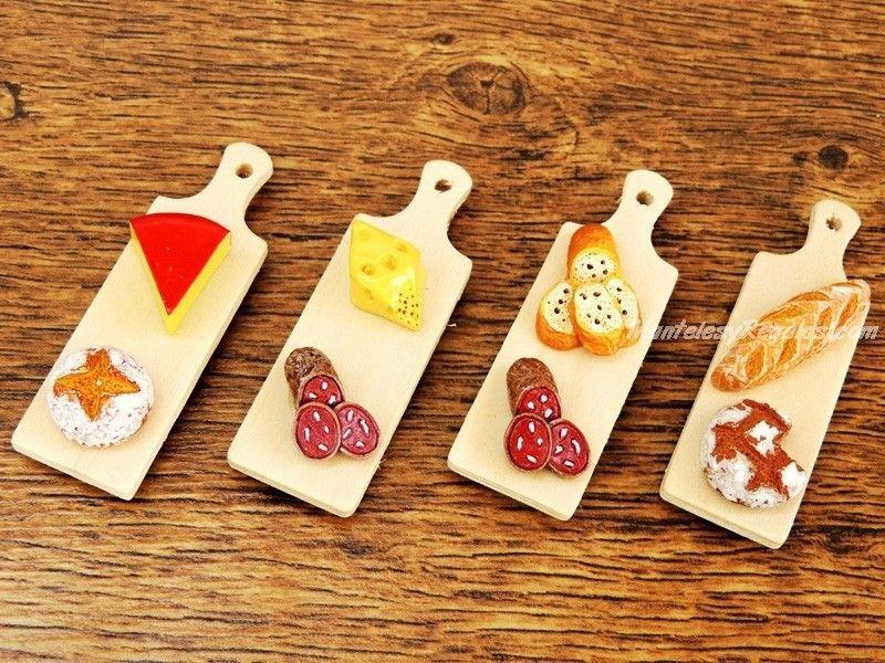 Imanes nevera modelo tablas de madera 4 modelos para for Manualidades souvenirs navidenos