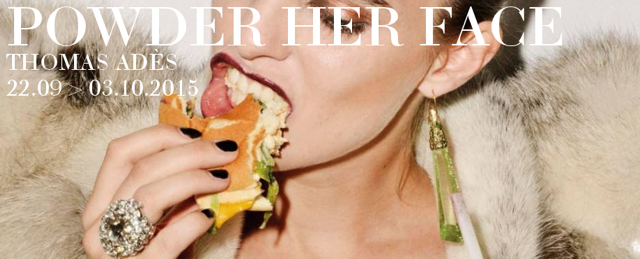 MARIUSZ TRELINSKI | Powder Her Face