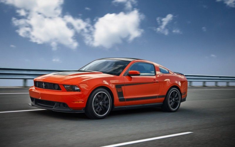 Boss 302 Mustang Made Its Reappearance In The 2012 Model Year