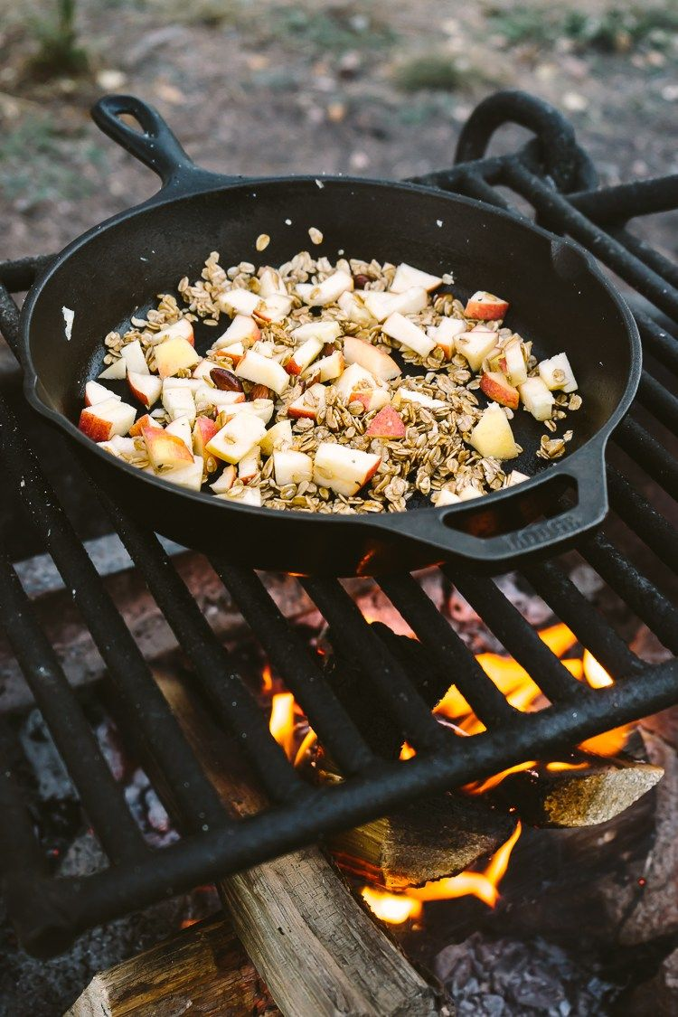 13 Easy Breakfast Recipes To Make During Your Next Camping