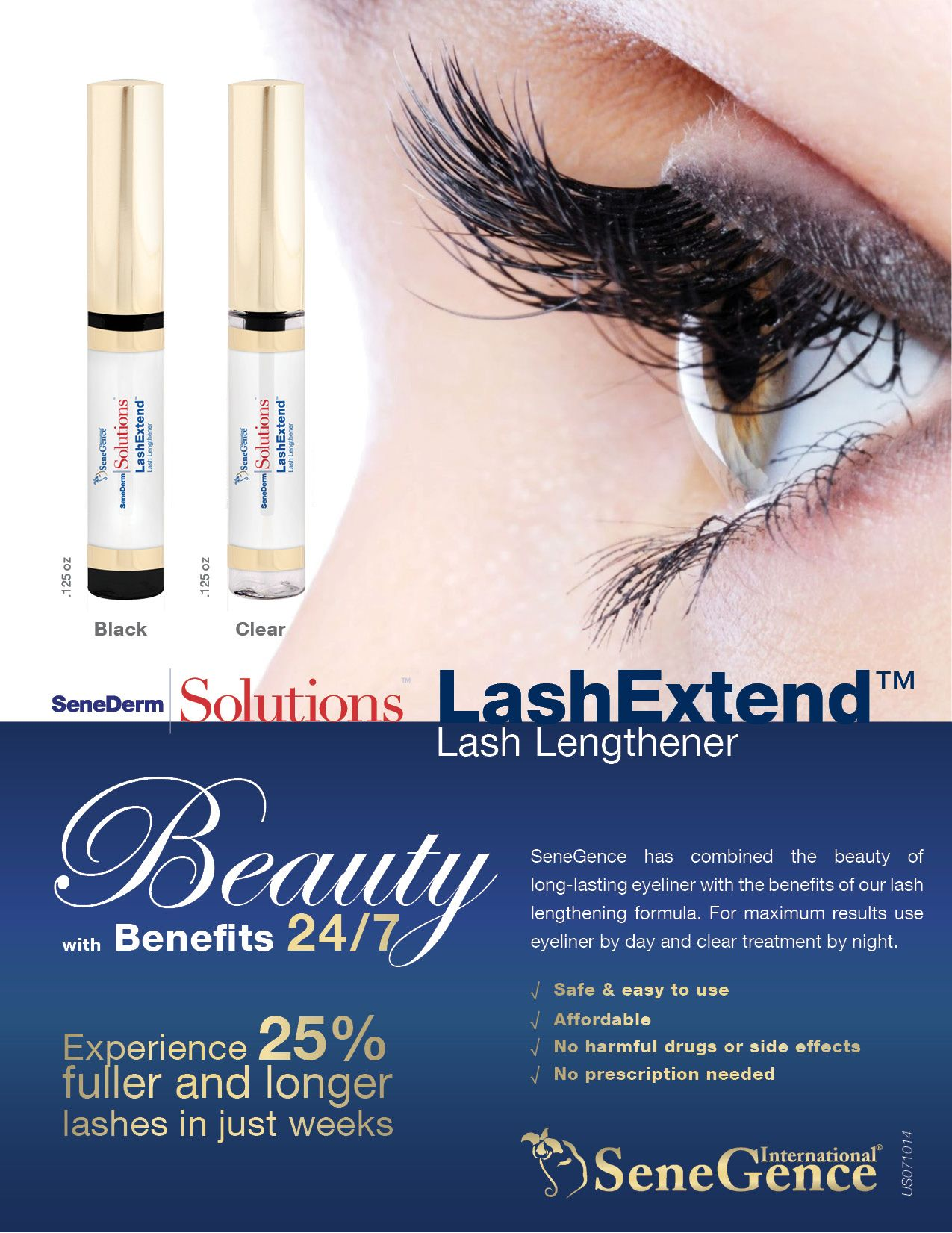 Want The Results Of Latisse But Not The Side Effects Try Our Lash