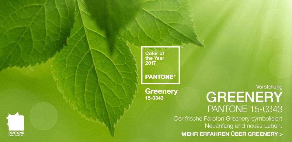 pantone color of the year 2017 greenery farbfacher neuanfang khaki colour pms 266c