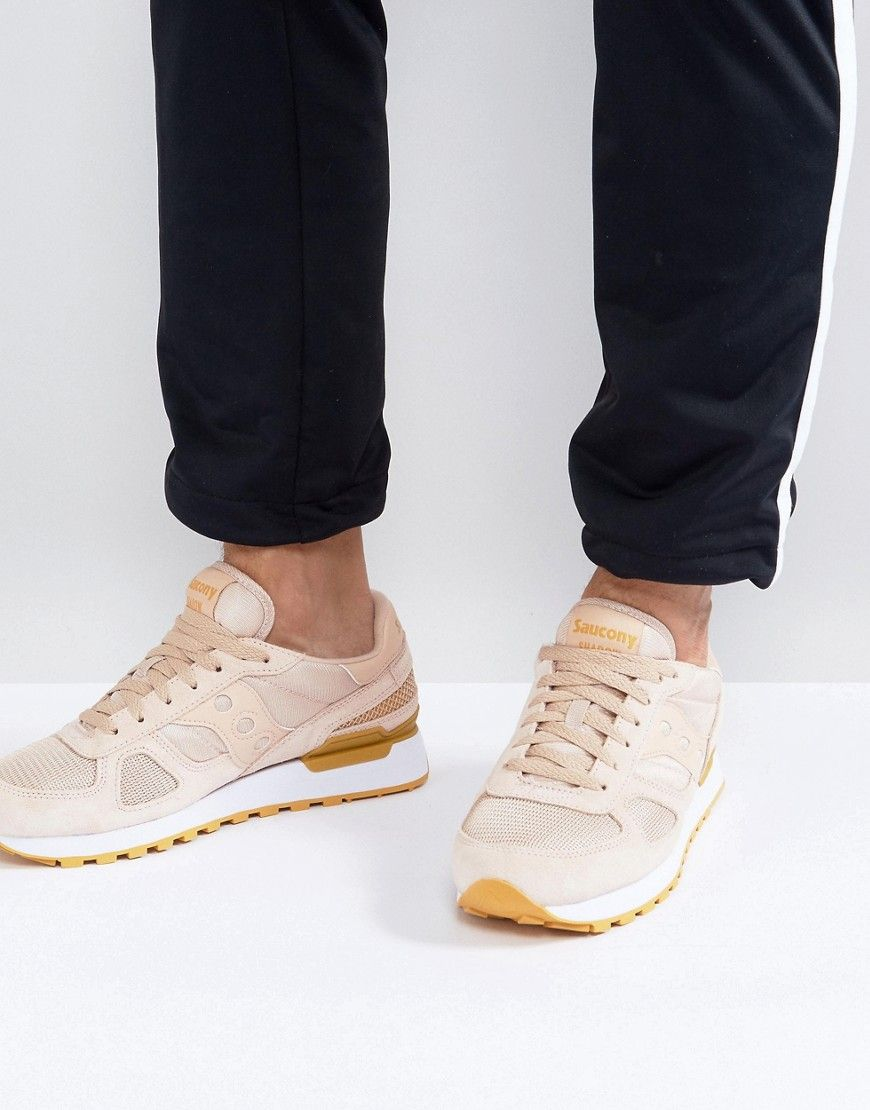 on sale 8b27a 09772 SAUCONY SHADOW ORIGINAL SNEAKERS IN TAN S2108-649 - TAN ...