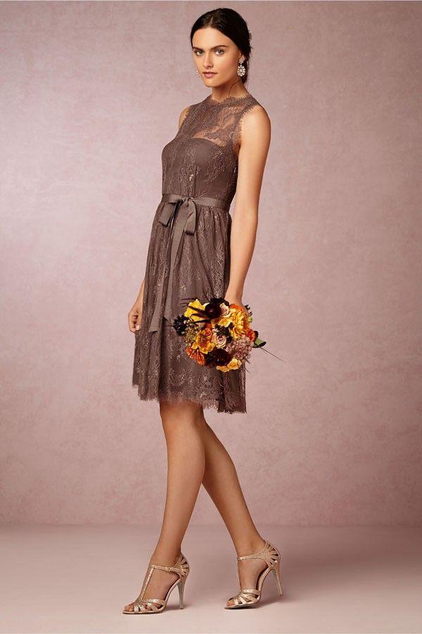 Brown Bridesmaid Dresses | Para el hogar, Ideas para y Hogar