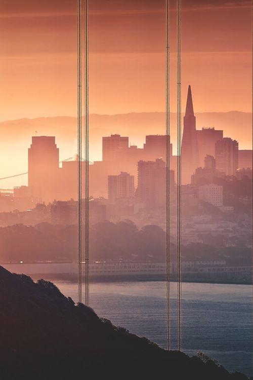 San Francisco - by: Jim Su