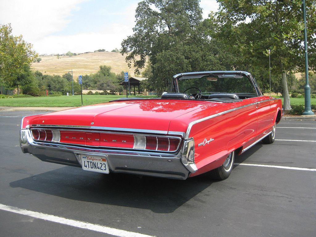 1965 Chrysler Newport Convertible Chrysler Newport Chrysler