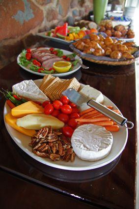 Make Ahead Finger Food For Meetings