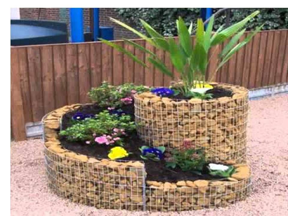 Dise o de jardines peque os rusticos dise os r sticos en - Jardines rusticos pequenos ...