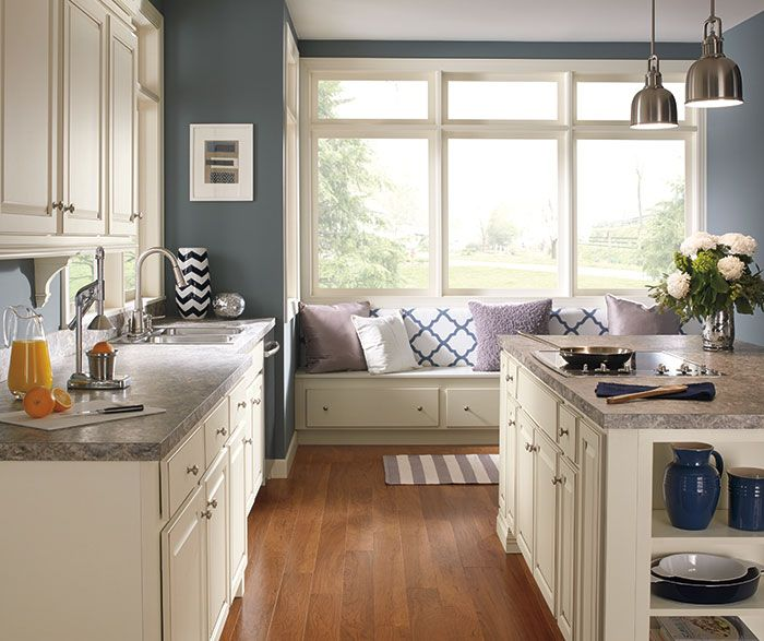 Transitional Styling Describes The Partial Overlay Door Of
