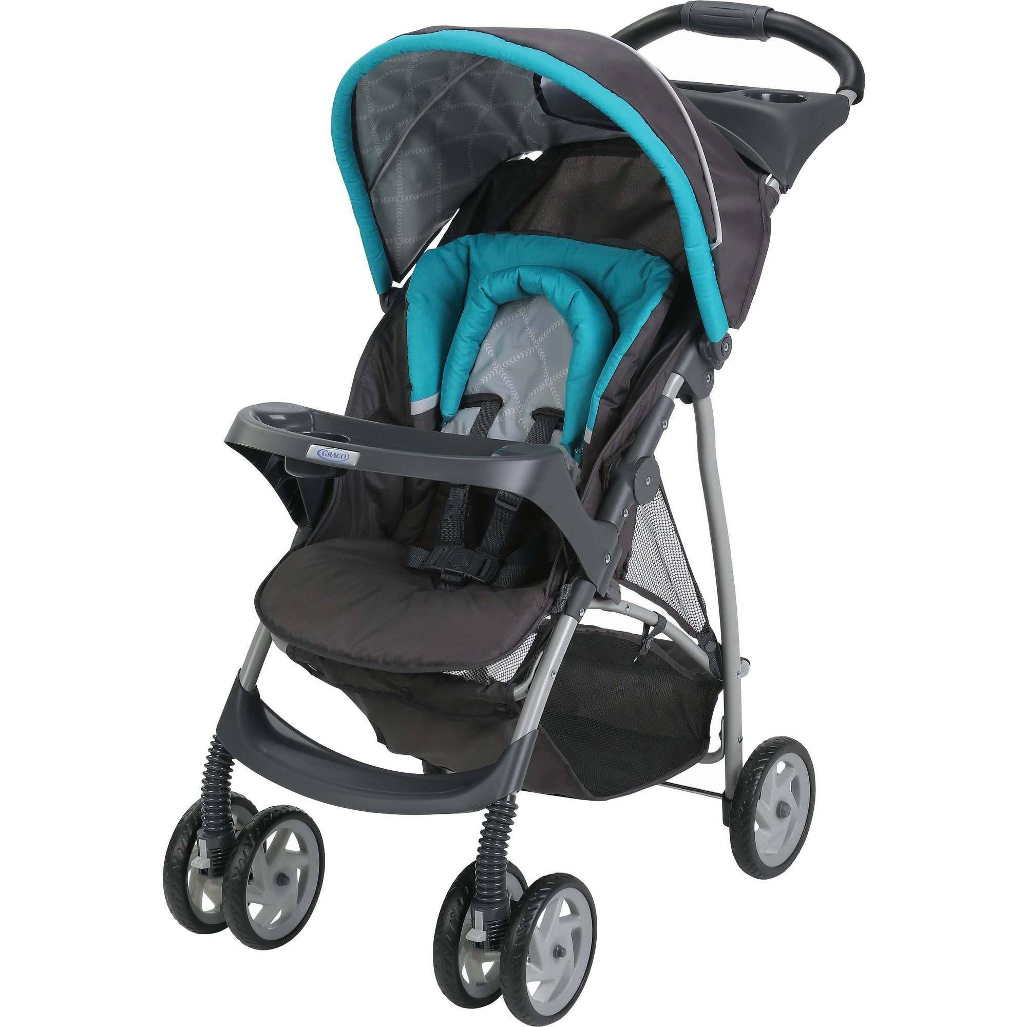 Graco LITERIDER Finch Stroller Best lightweight stroller