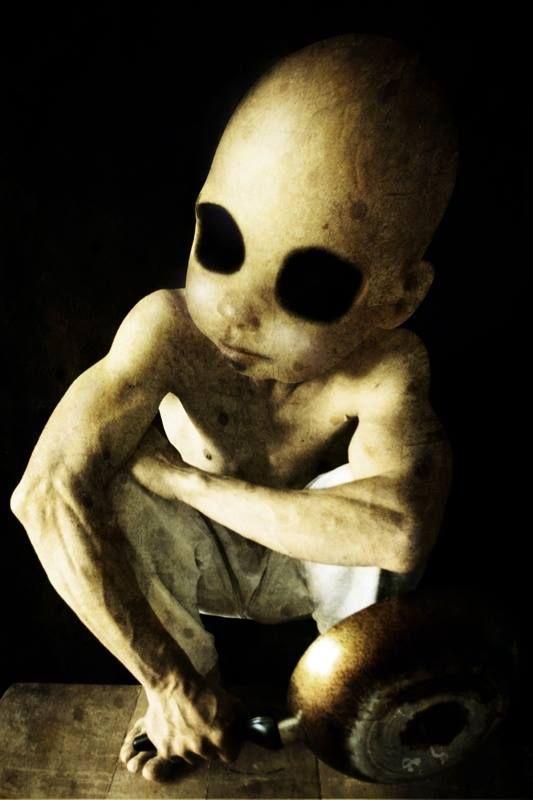 horror , creepy