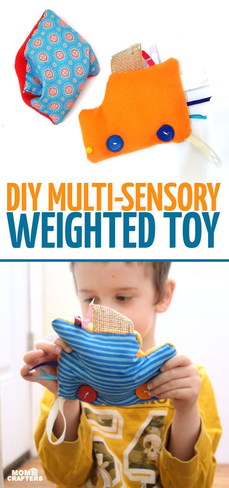 Make This Easy Multisensory Toy Sensory Toys Diy Sensory
