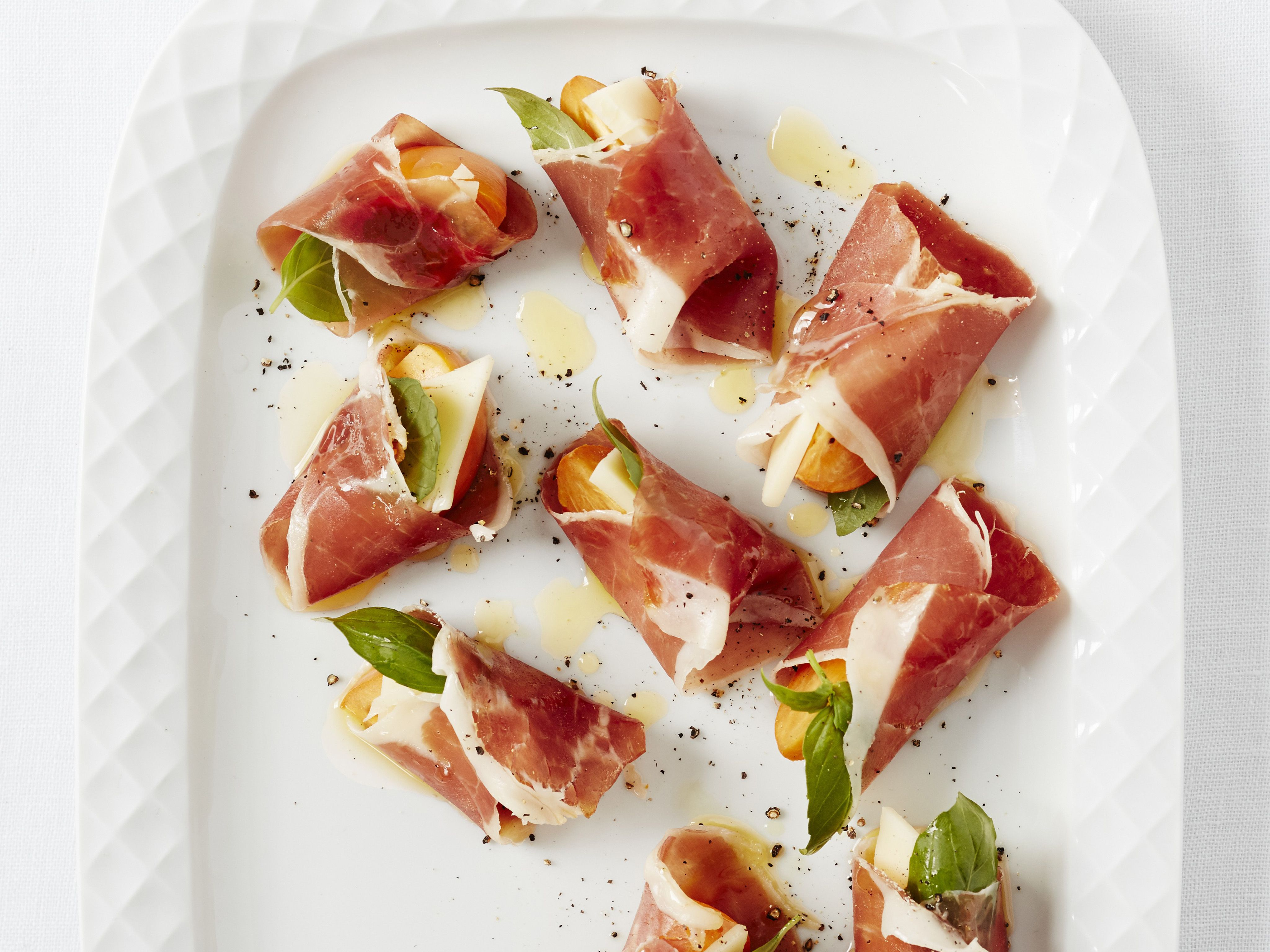 Prosciutto persimmons recipe persimmon recipes food and recipes prosciutto persimmons recipe from food network kitchen forumfinder Image collections