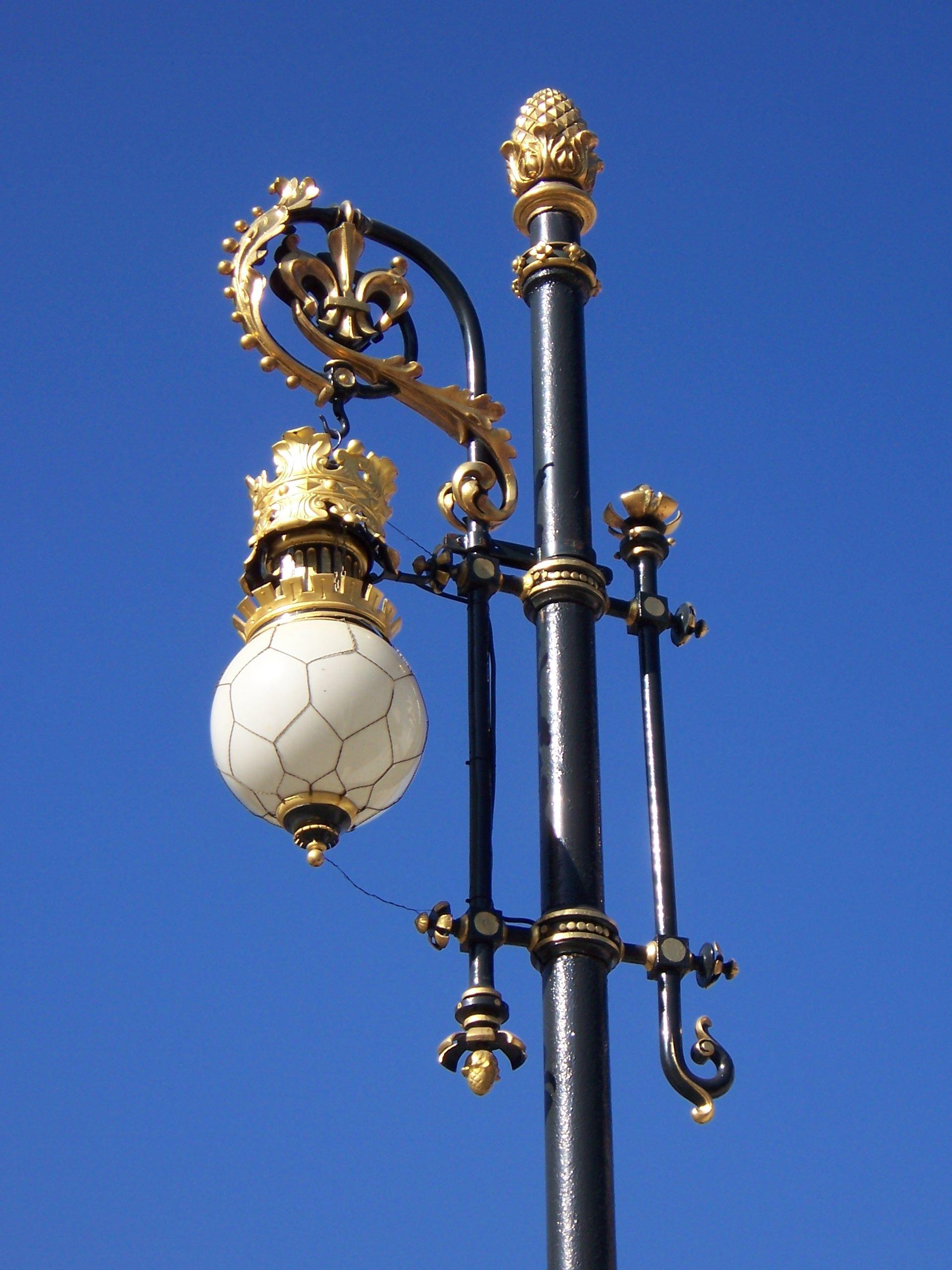 Lampione di Madrid