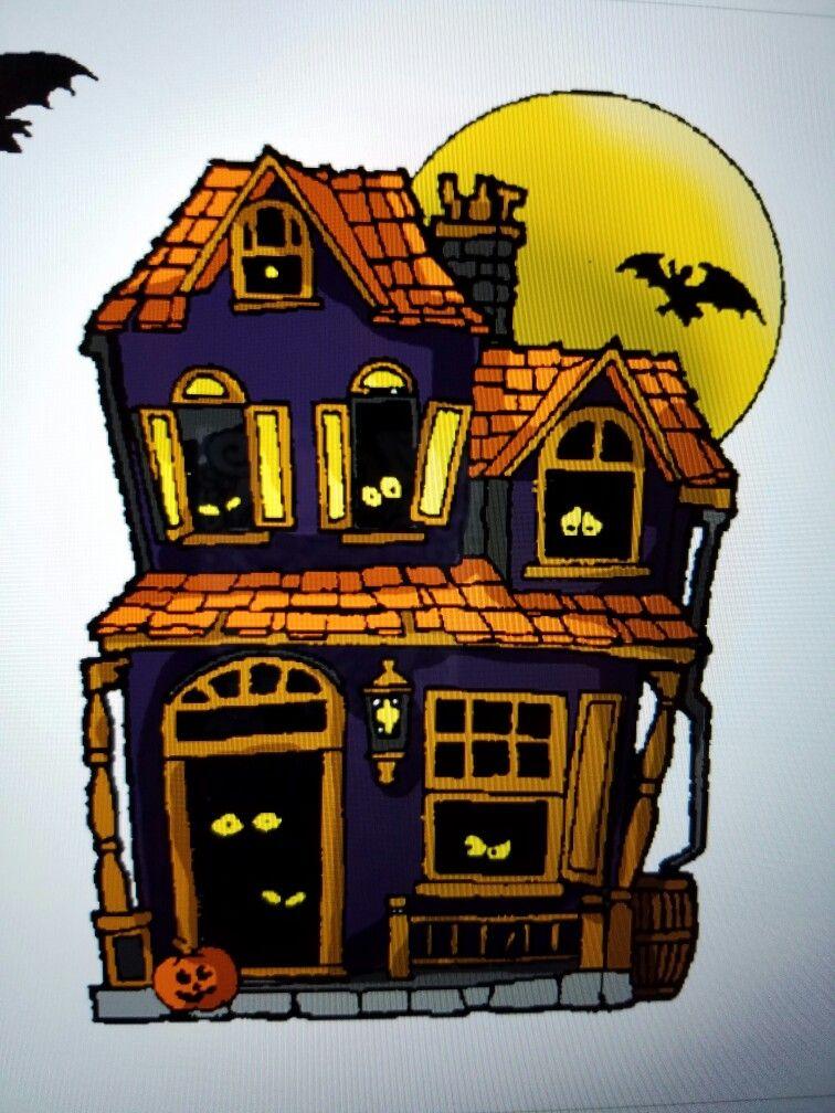 Haunted house Halloween haunted houses, Haunted house