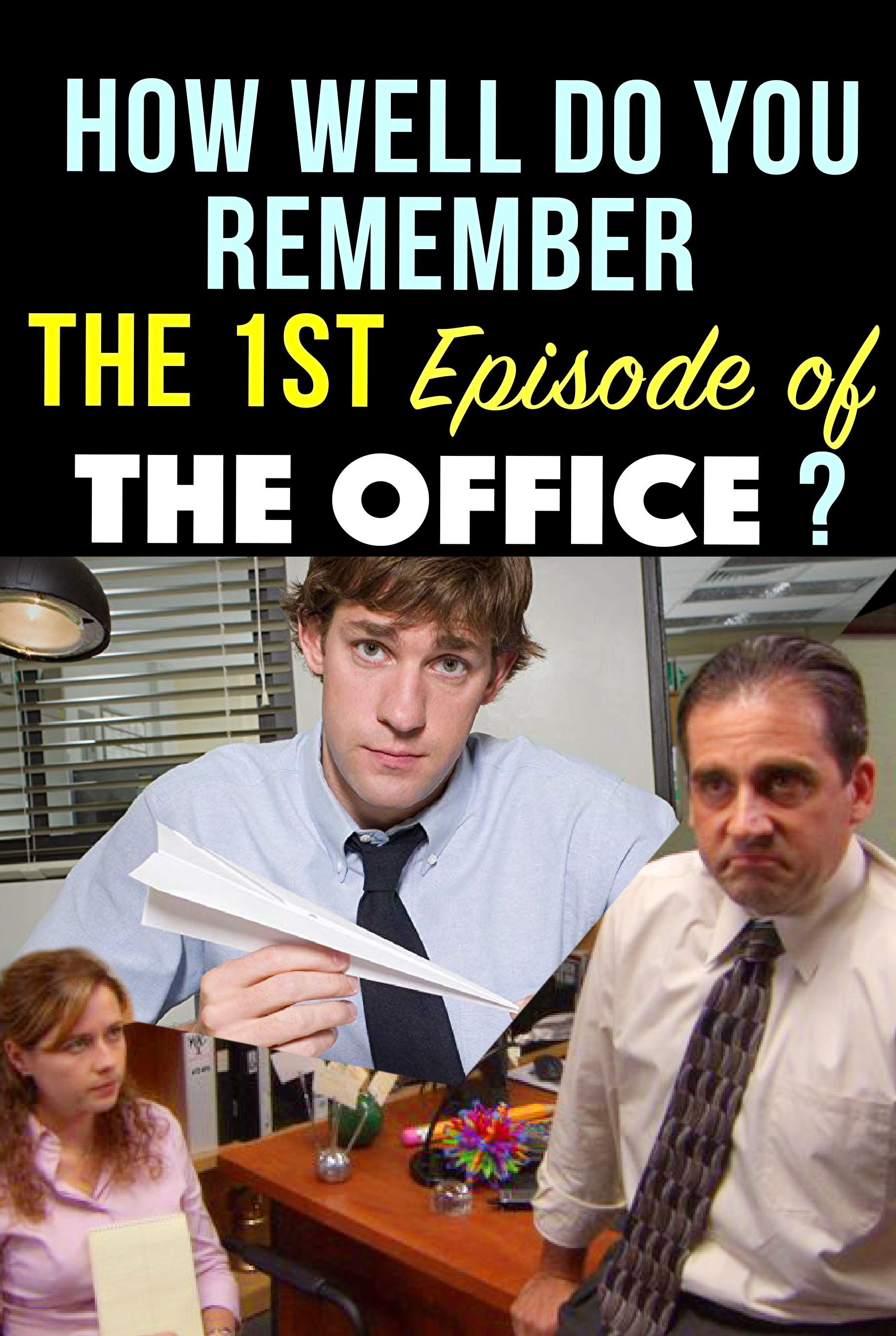 Quiz How Well Do You Remember the First Episode of 'The