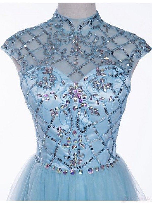 beading homecoming dresses! #simibridal #homeocmingdresses