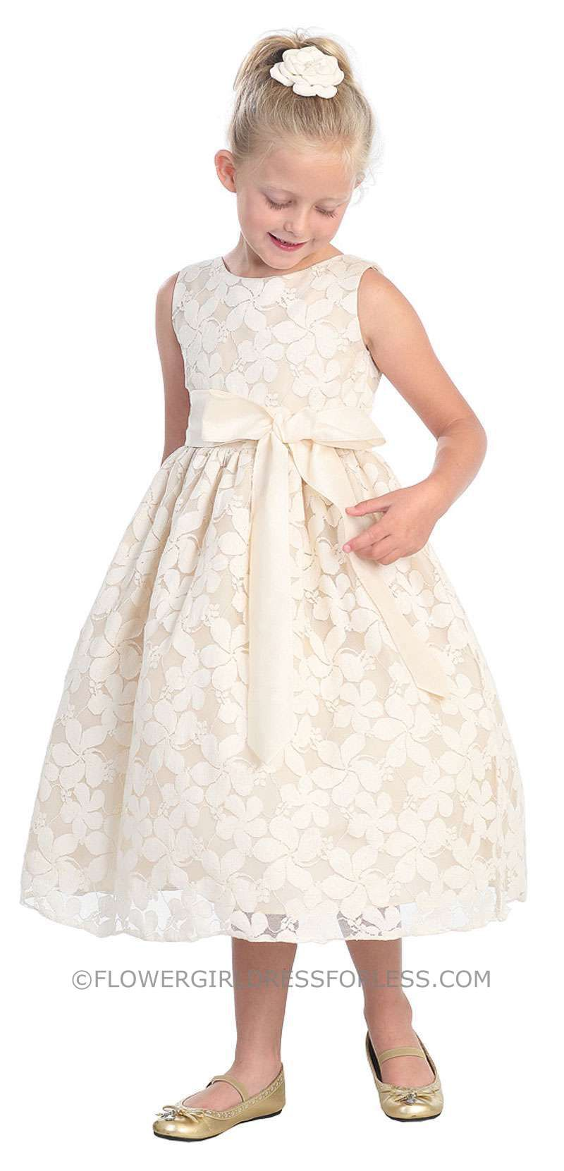 Sk282 flower girl dress style 282 gorgeous spring jasmine lace sk282 flower girl dress style 282 gorgeous spring jasmine lace dress size 7 izmirmasajfo