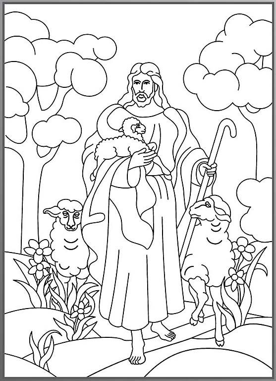 Mormon Share } The Good Shepherd: Easter Craft | sunbeams ...