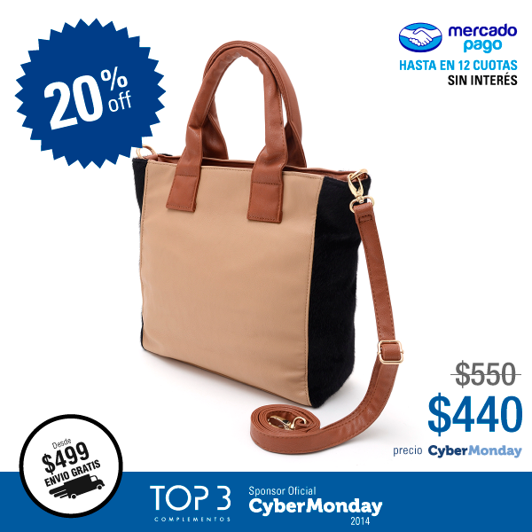 Cartera Chenson http://bit.ly/1wfex7P  #CyberMonday #Top3