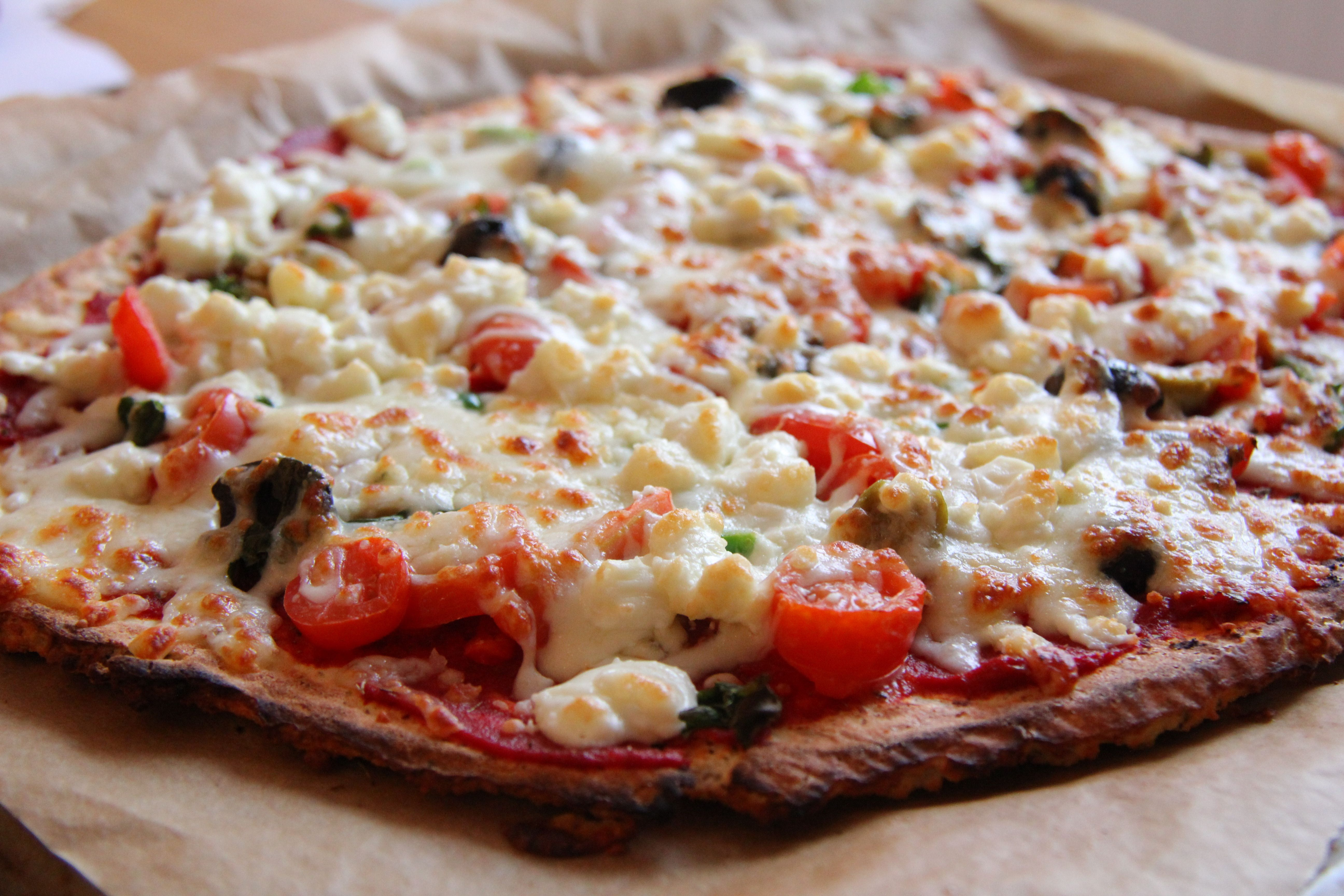 photo How to Make a Coconut Pizza