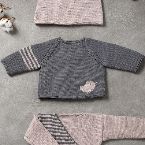 Photo of Sweaters – Baby – Fall / Winter – Models & Instructions | …