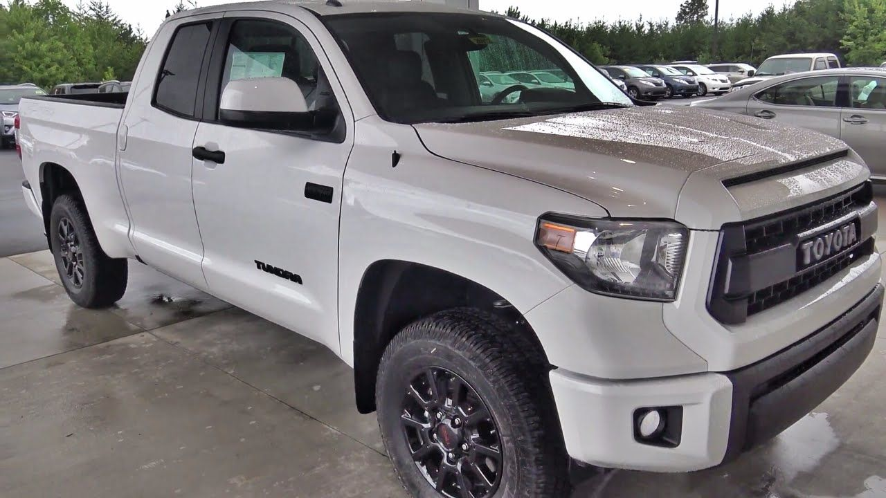 2017 toyota tundra trd pro complete in depth tutorial review