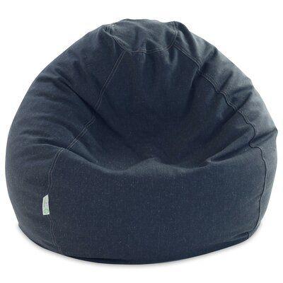 Willa Arlo Interiors Edwards Standard Bean Bag Chair